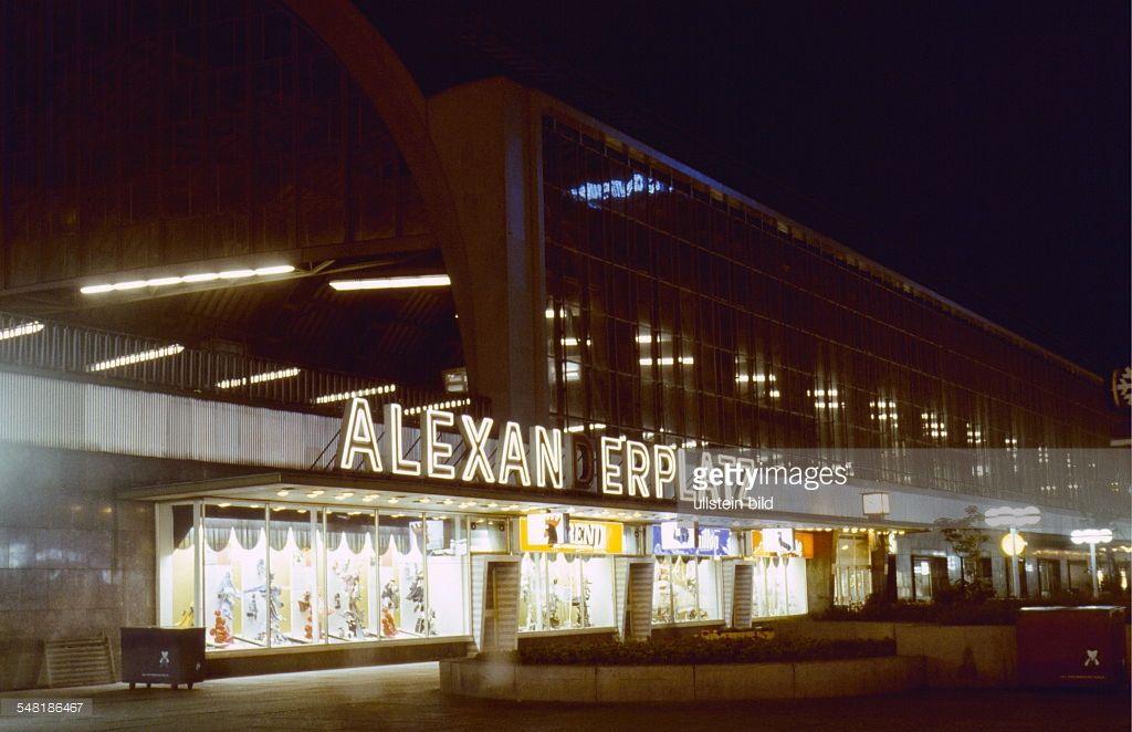 German Democratic Republic Bezirk Berlin East Berlin Railway Ostberlin Berlin Ddr