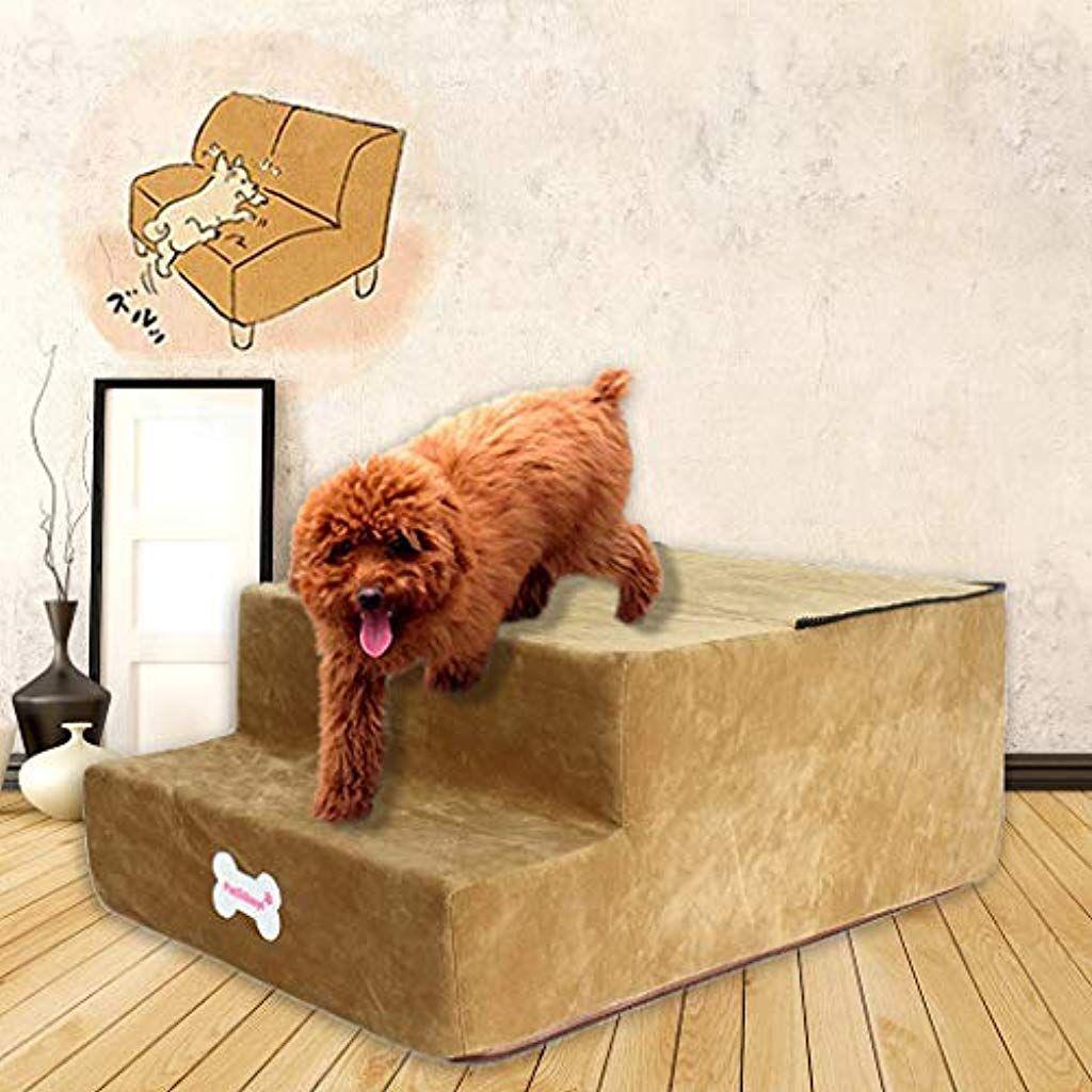Abenxxou Escalier Pour Chien Chat 2 Marche Petit Chiot Escaliers