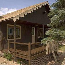 Lazy R Cottages, Elk View (Cabin 8), Estes Park, CO