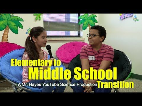This Is A Video Produced By My 6th Grade Leadership Class To Help Prepare Students Transitioning From Elementary Middle School
