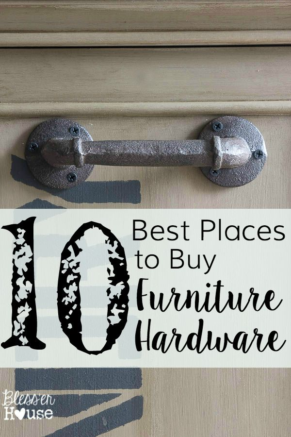 10 Best Places To Buy Furniture Hardware For The Home Painted