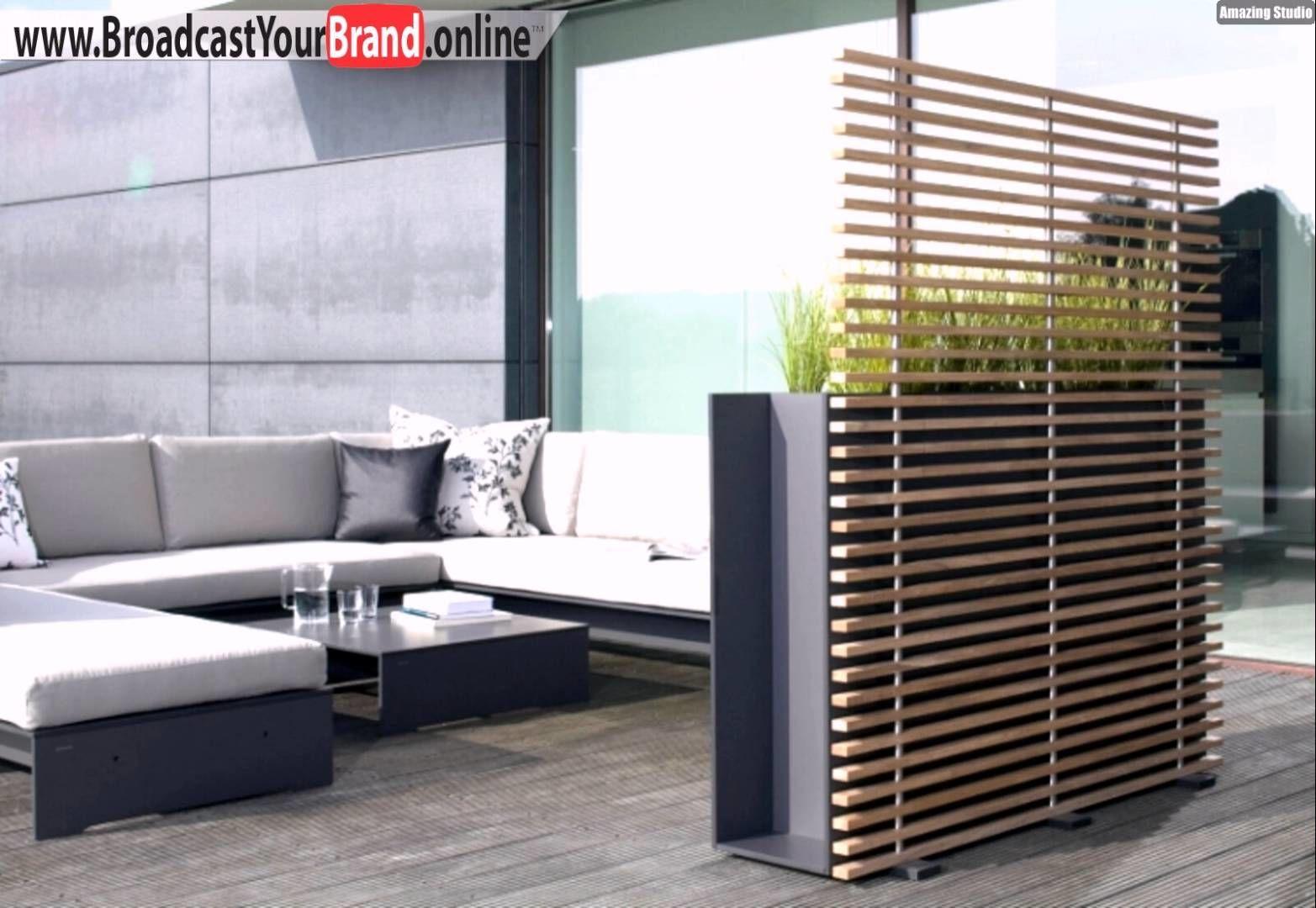 Sichtschutz Terrasse Ideen – Waldoo