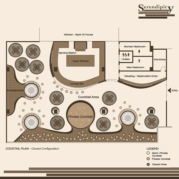 Marriott Serendipity On Behance Restaurant Layout Restaurant Plan Hotels Design