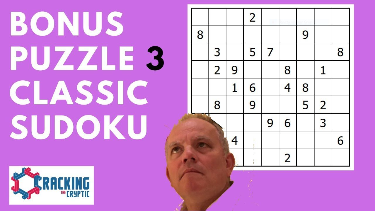 Another bonus More classic sudoku in 2020 Sudoku, World