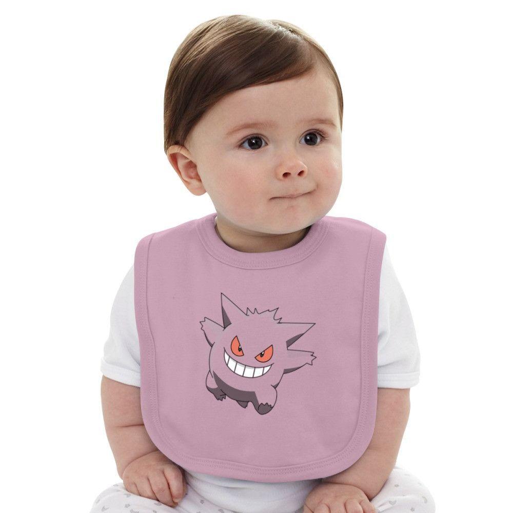 Gengar Baby Bib