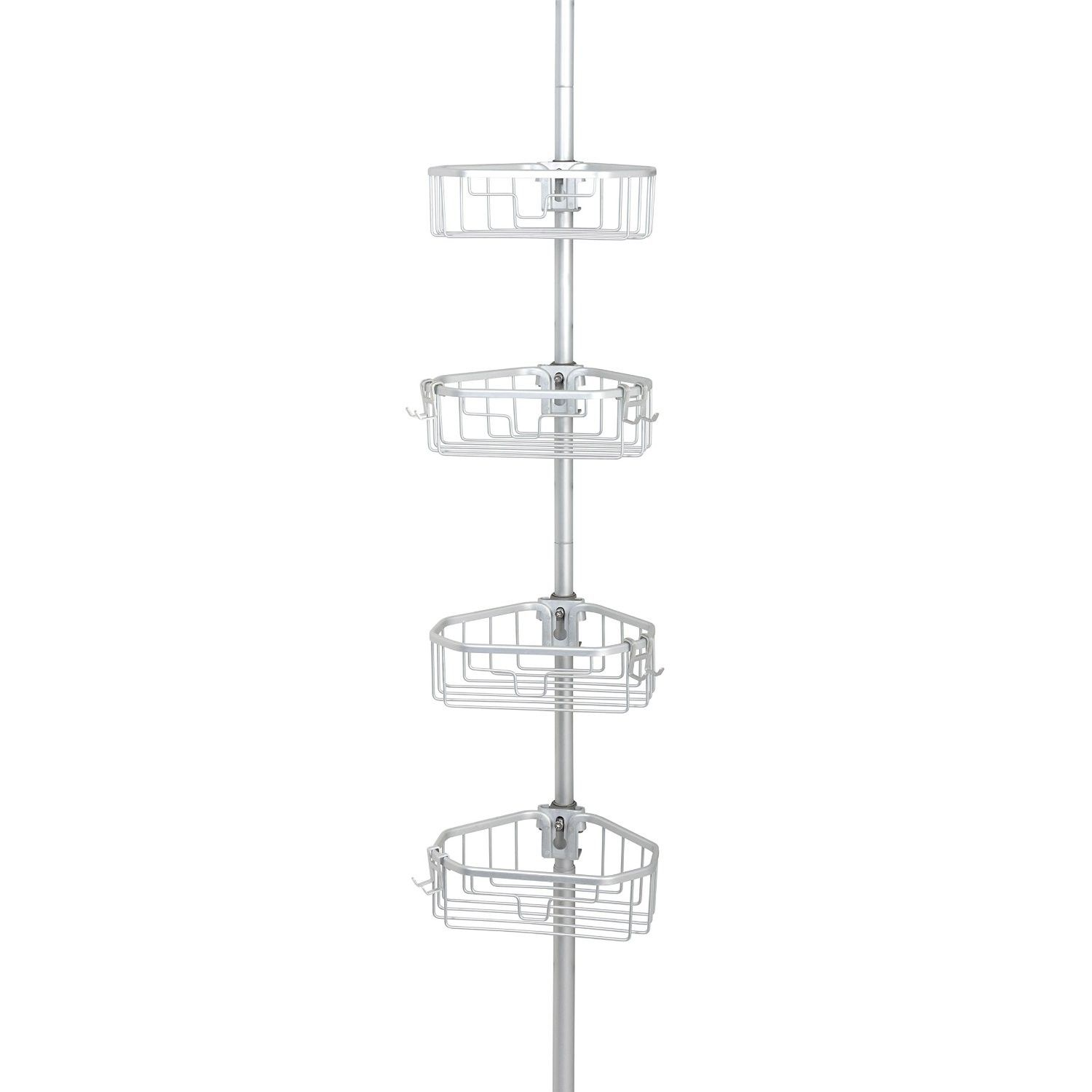 Shower U0026 Bath Tension Pole Caddy