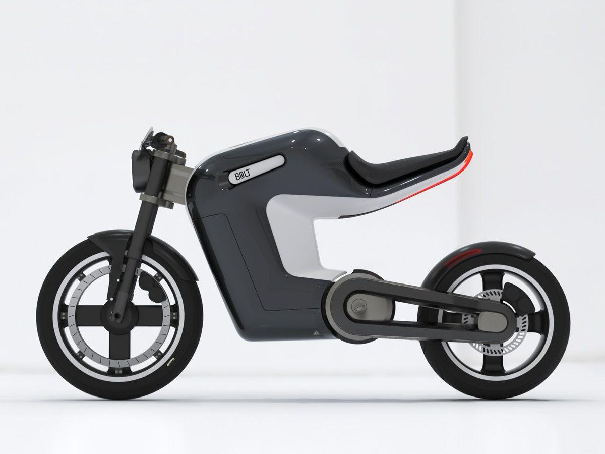 Springtime Nl Portfolio View Bolt Electric Bike Concept