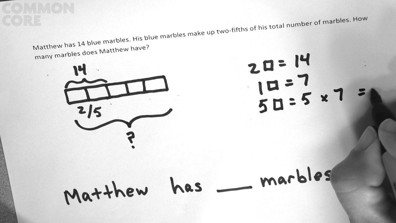 Grades 3-5 Math: Using Tape Diagram 3.OA.8 [ 720 x 1280 Pixel ]