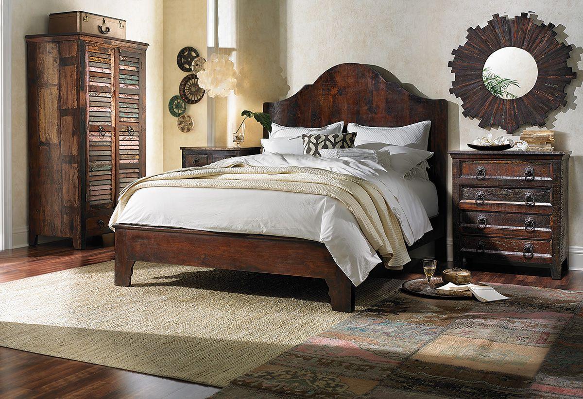 The Dump Furniture Taj Mahal Queen Bed