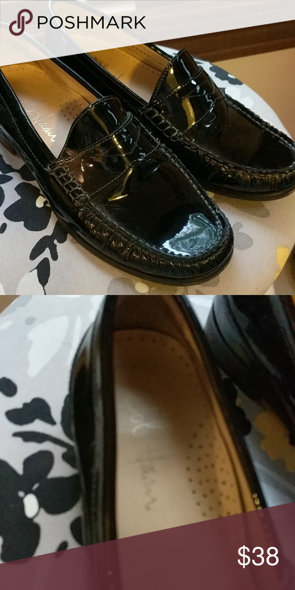 Cole Haan patent leather shoes | Patent