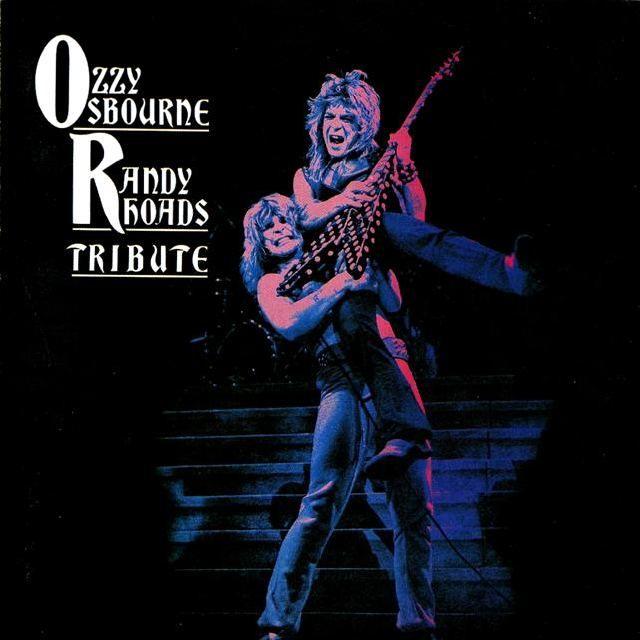 Tribute: Randy Rhoads (Live Album) May 26, 1987