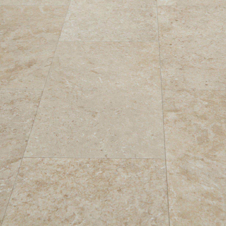 Softstep 532 bellagio stone tile effect vinyl flooring for Tile effect vinyl flooring for kitchens
