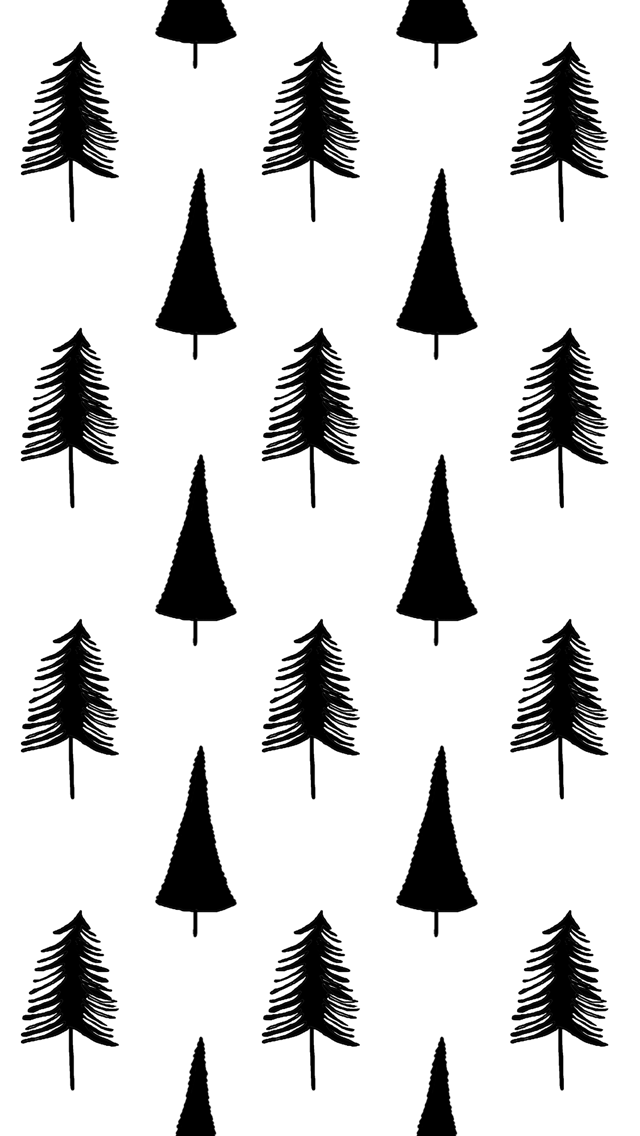 """I have had """"create holiday wallpaper"""" on my """"to-do"""" board for the past little while now, and I finally set aside some time to make these for you…and maybe I was a litt…"""