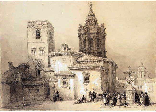 "Santa Catalina, Sevilha"", desenho por <b>David Roberts</b> (<b>1796-1864</b> <b>...</b> pt.wahooart.com650 × 468Buscar por imagen Santa Catalina, Sevilha"", desenho por <b>David Roberts</b> (<b>1796-1864</b> <b>...</b> David Roberts (1796-1864) PINTOR - Buscar con Google"