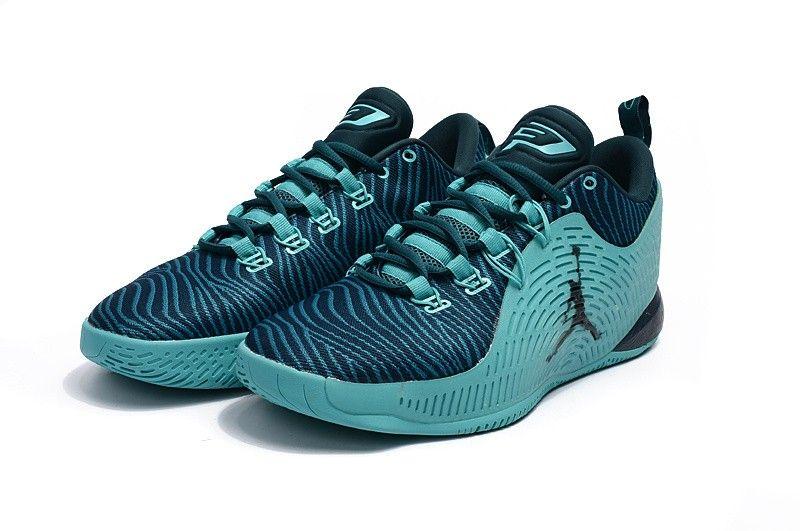 90bb2407d902 ... wholesale mens nike air jordan cp3 x basketball shoes lake bluejordan cp3  shoes sale online 02ef9