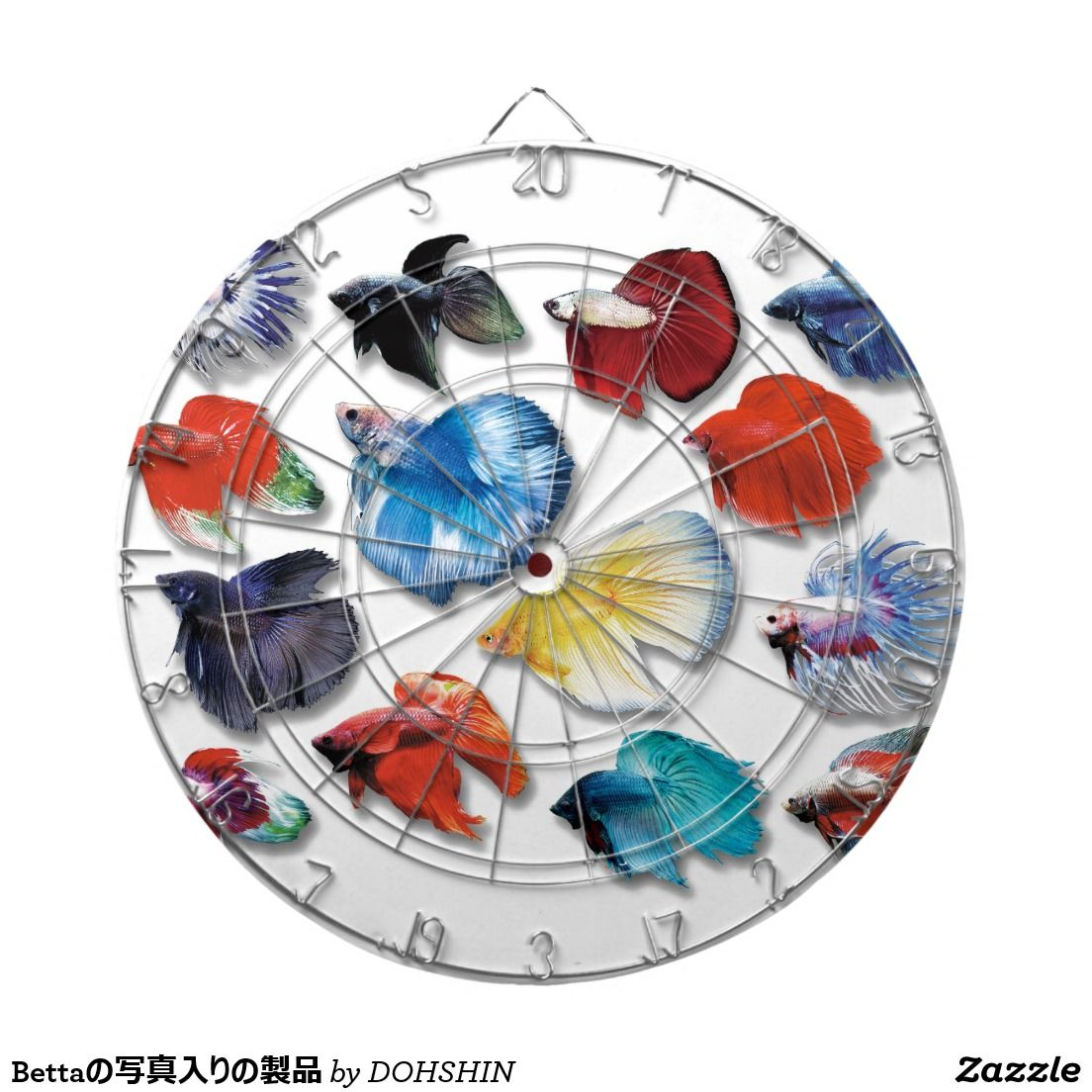 Product of the photograph entering of Betta Dartboard With Darts