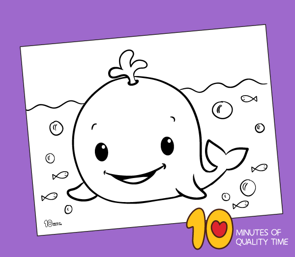 Whale Coloring Page Printable In 2020 Whale Coloring Pages Giraffe Coloring Pages Coloring Pages