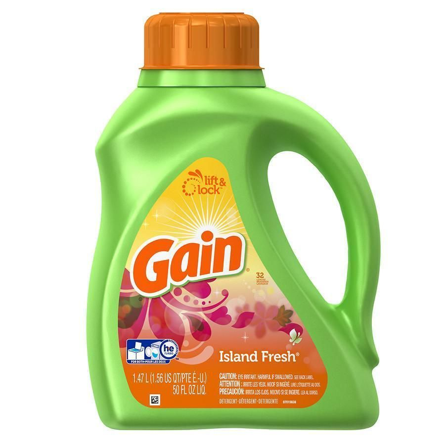 Deal Search On Liquid Laundry Detergent Laundry Detergent Gain