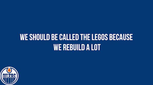 Funny But True NHL Team Slogans
