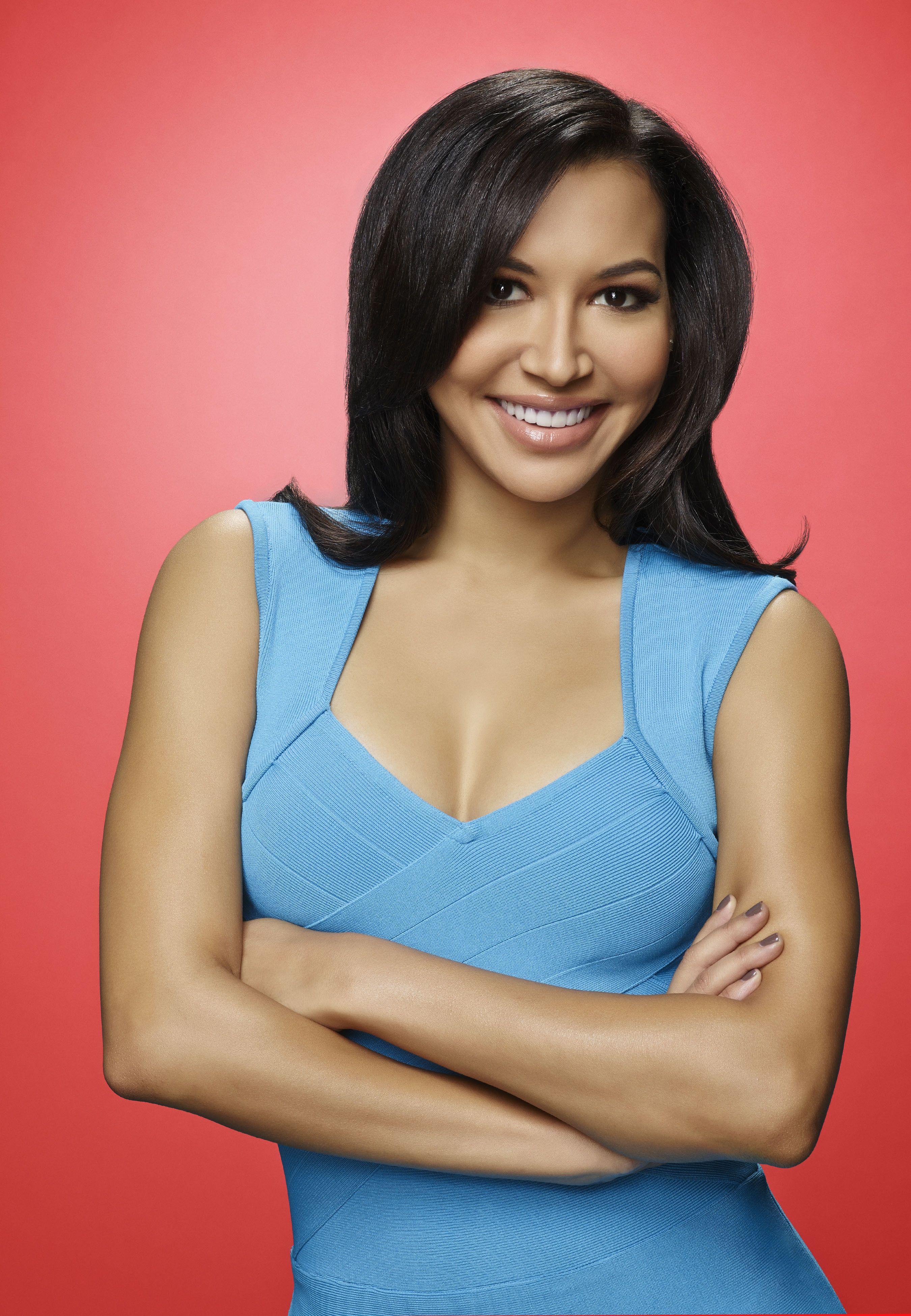 Naya Rivera as Santana Lopez in #Glee - Season 6 (The Final Season) #Set1