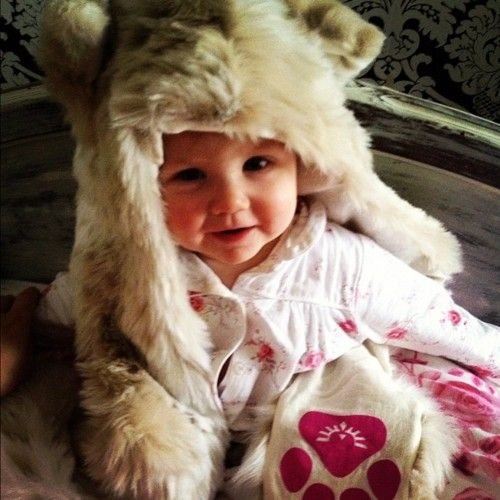 Baby Lux; Daughter of One Direction's Hairstylist... How precious is she?!