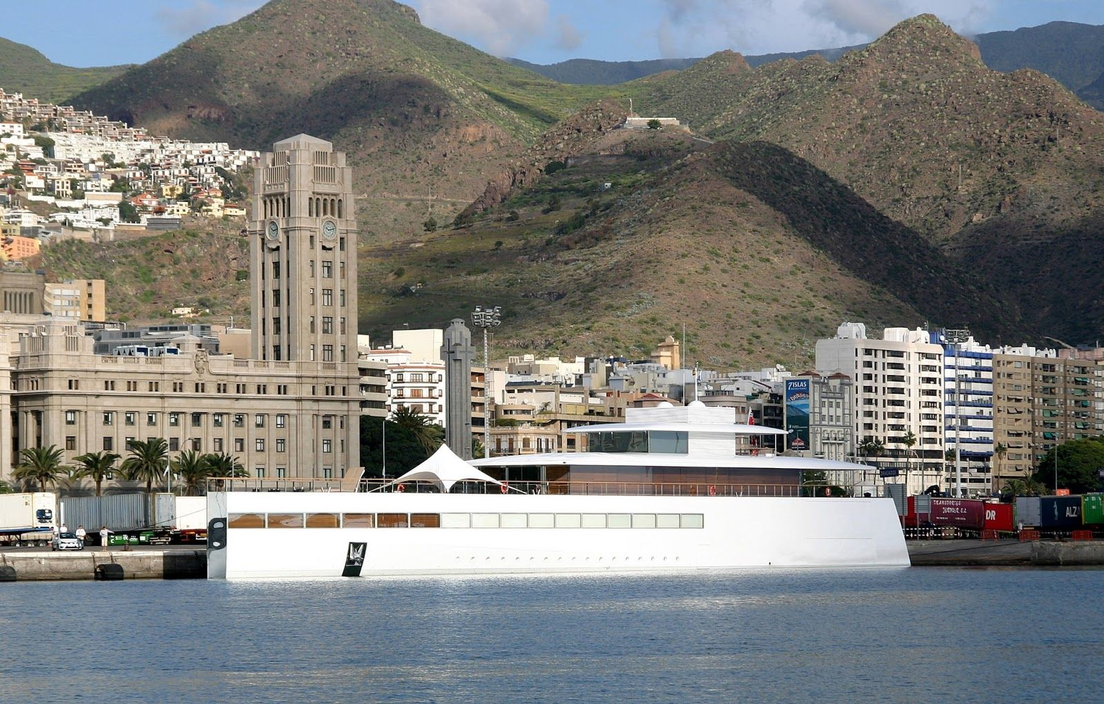 Yacht Design Jobs venus yacht | steve jobs yacht venus | design │ boats | boats