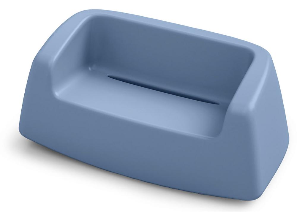Canape D Exterieur En Plastique Colore Tres Resistant Chez Ksl Living En 2020 Canape Jardin Canape D Exterieur Design