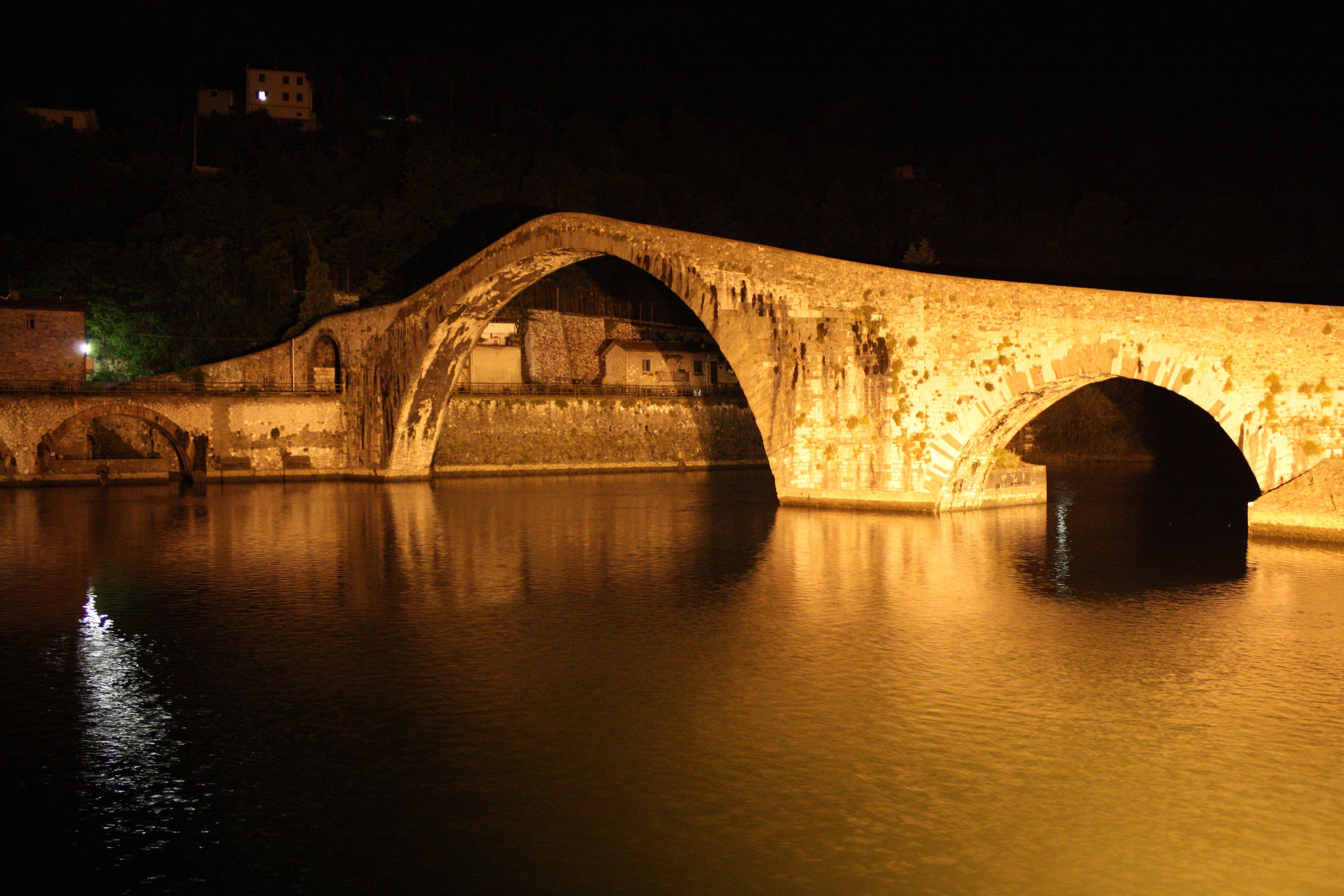 Il ponte del diavolo Garfagnana