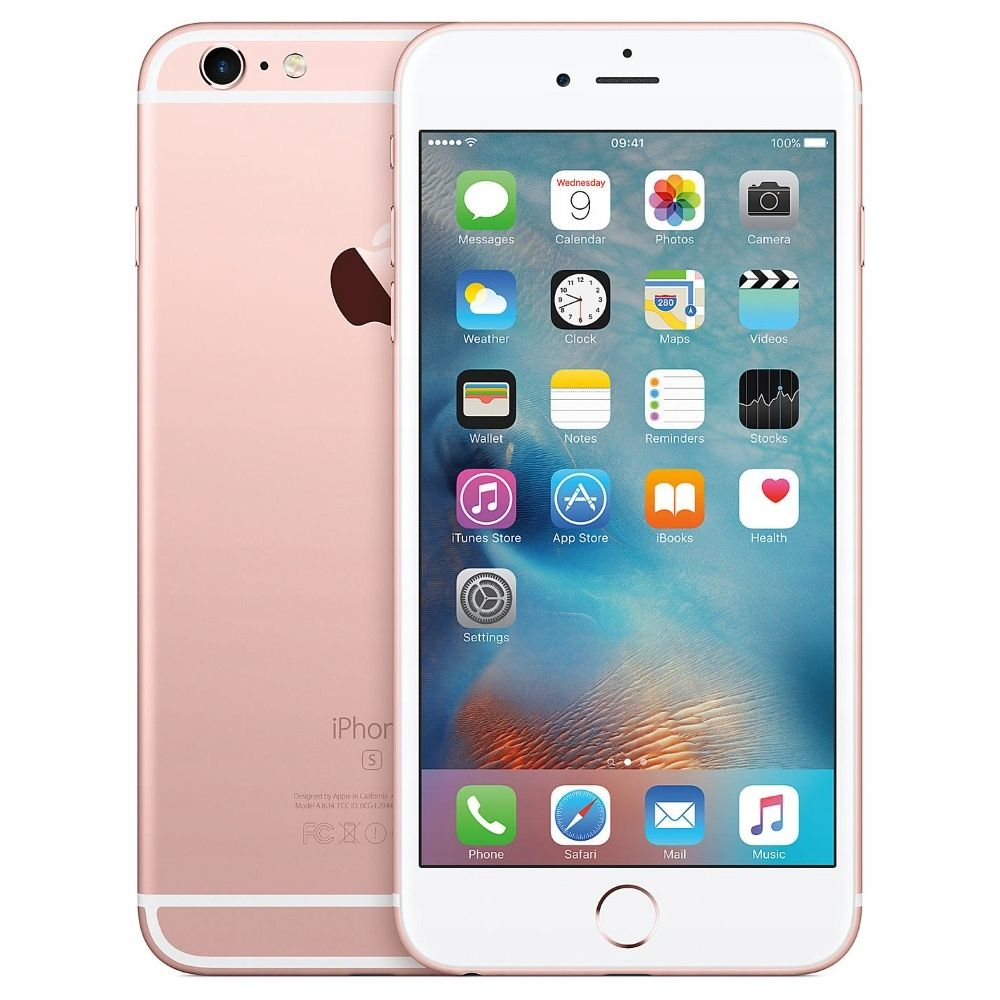 Kup Teraz Na Allegro Pl Za 998 00 Zl Iphone 6s 16gg Rose Gold Fv23 Earpods Szklo 7487384470 Allegro Pl Apple Iphone 6s Plus Apple Iphone 6s Apple Iphone