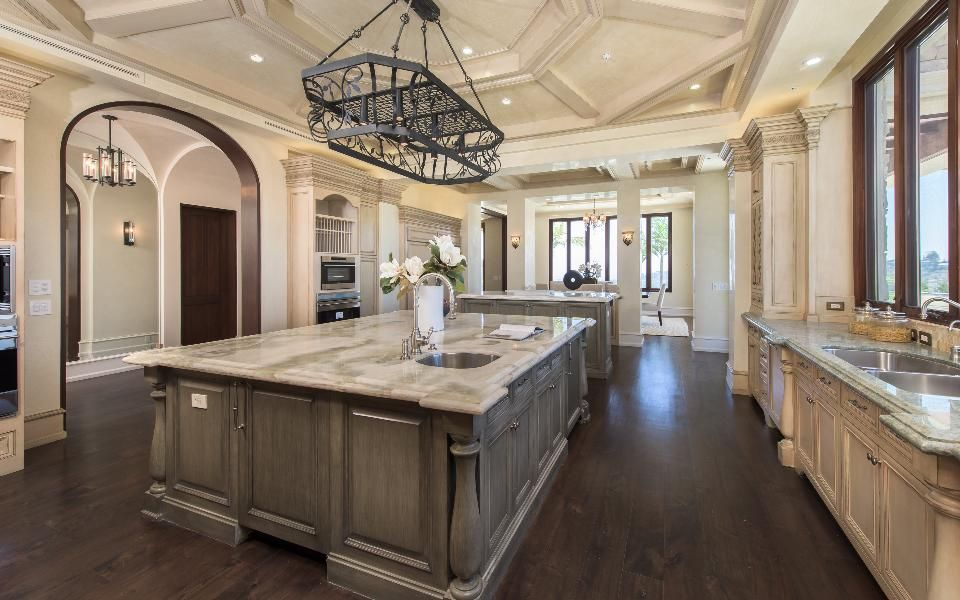Kitchen Dream House Interior Expensive Houses Luxury Homes