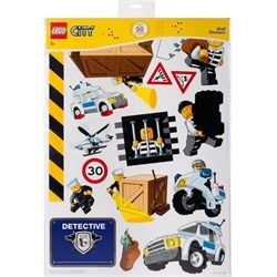 Lego Police wall stickers