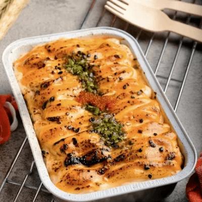 Resep Salmon Mentai Rice Cariresep Info Kumpulan Resep Masakan Terlengkap Resep Salmon Resep Masakan Masakan