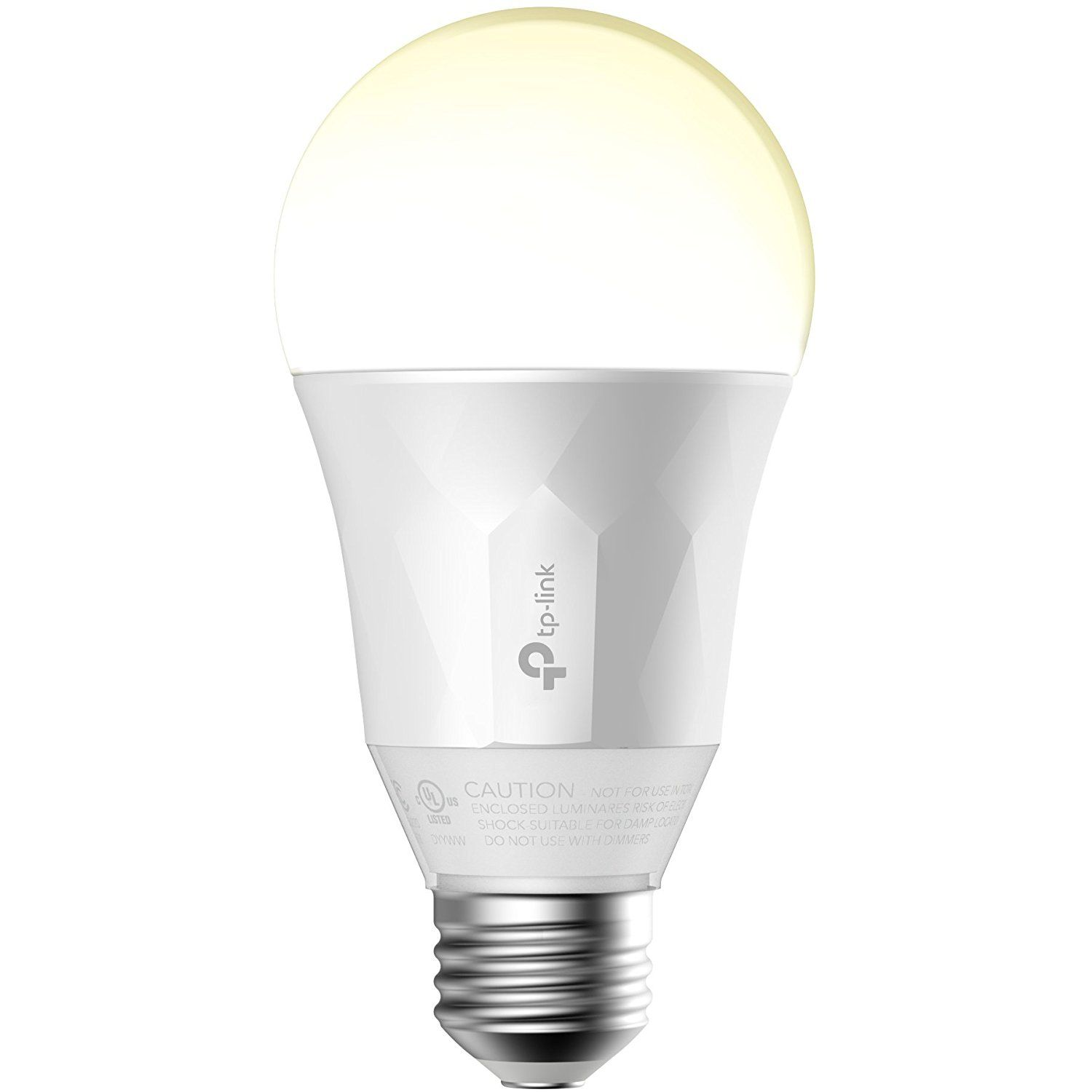 Tp Link Smart Led Light Bulb Wi Fi Dimmable White 50w Equivalent Works With Amazon Alexa And Google Assistant Smart Bulb Smart Light Bulbs Led Light Bulbs