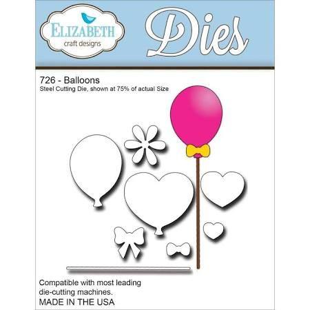 Balloon Dies Uk Google Search Cardmaking Supplies Pinterest