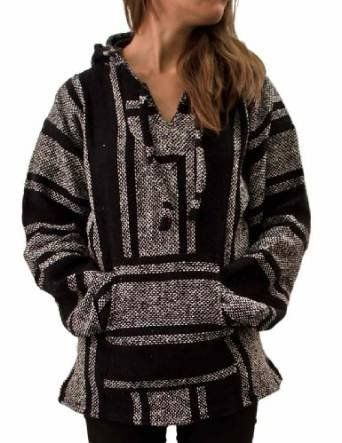 El Paso Designs Unisex Classic Mexican Baja Pullover Hoodie * Review more details @ http://www.amazon.com/gp/product/B0055I0IWM/?tag=passion4fashion003e-20&lm=120816101431