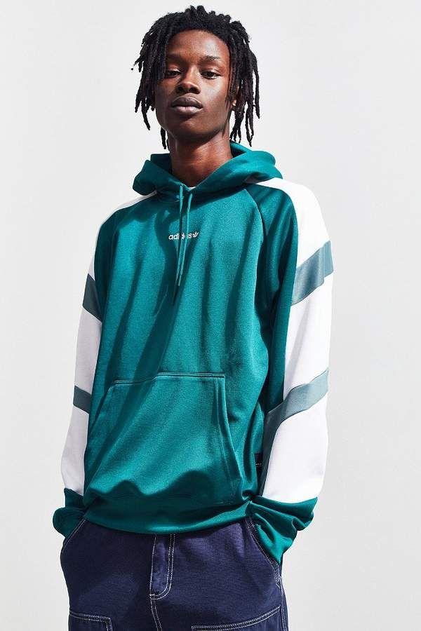 adidas EQT Block Hoodie Sweatshirt