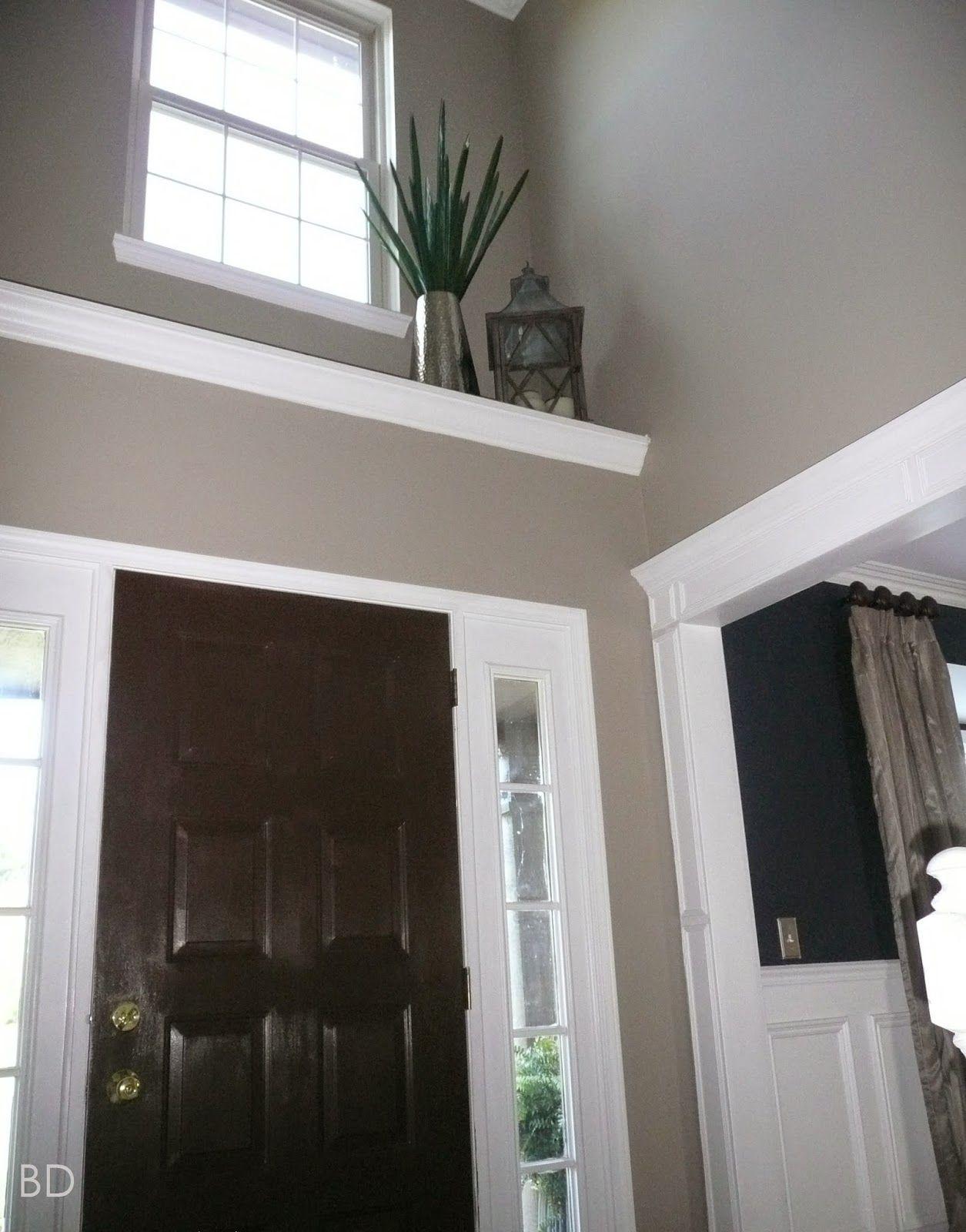 Bellavenia Designs: Do or Don't - Dark Doors are a DO!