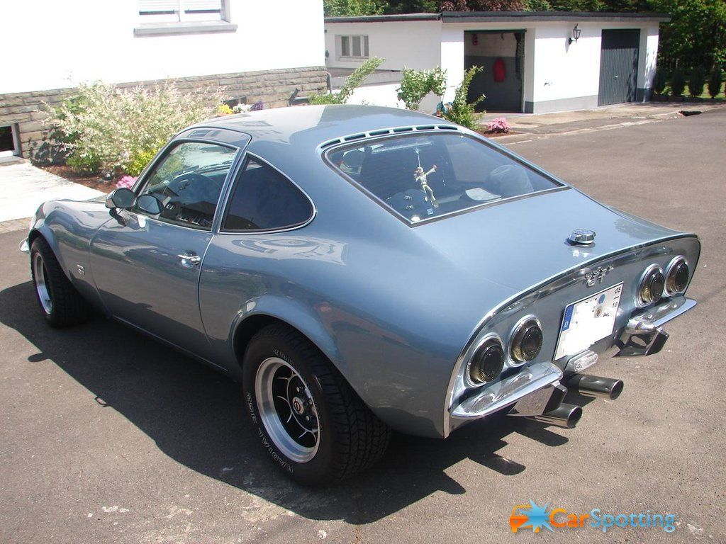 Wonder if i could find my dads old opel dream car 2