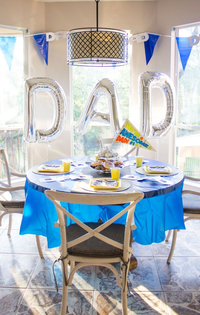 08c007bd Dad is Rad! Father's Day Party Ideas | Father's Day | Fathers day ...