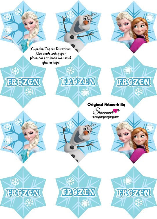 photo relating to Frozen Free Printable named 12 Free of charge Frozen Occasion Printables  olaf Froze