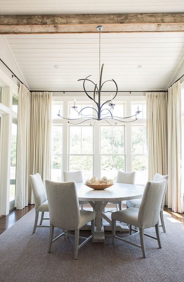 In Good Taste Leah Bailey Interior Design Country Dining Rooms