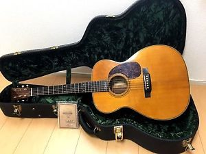 Martin 000 28ec Eric Clapton Acoustic Guitar With Hard Case Used