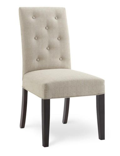 Parsons Chair Aspen Natural Art Van Furniture Dining Room Chairs Upholstered Furniture Dining Chairs