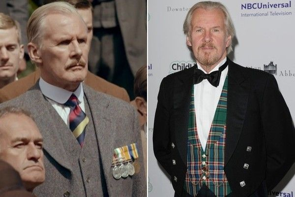 David Robb (Dr. Richard Clarkson) - What the 'Downton Abbey' Cast Looks Like in 21st Century Attire - Photos. Funny, he is the only one looking more classic than in Downton!