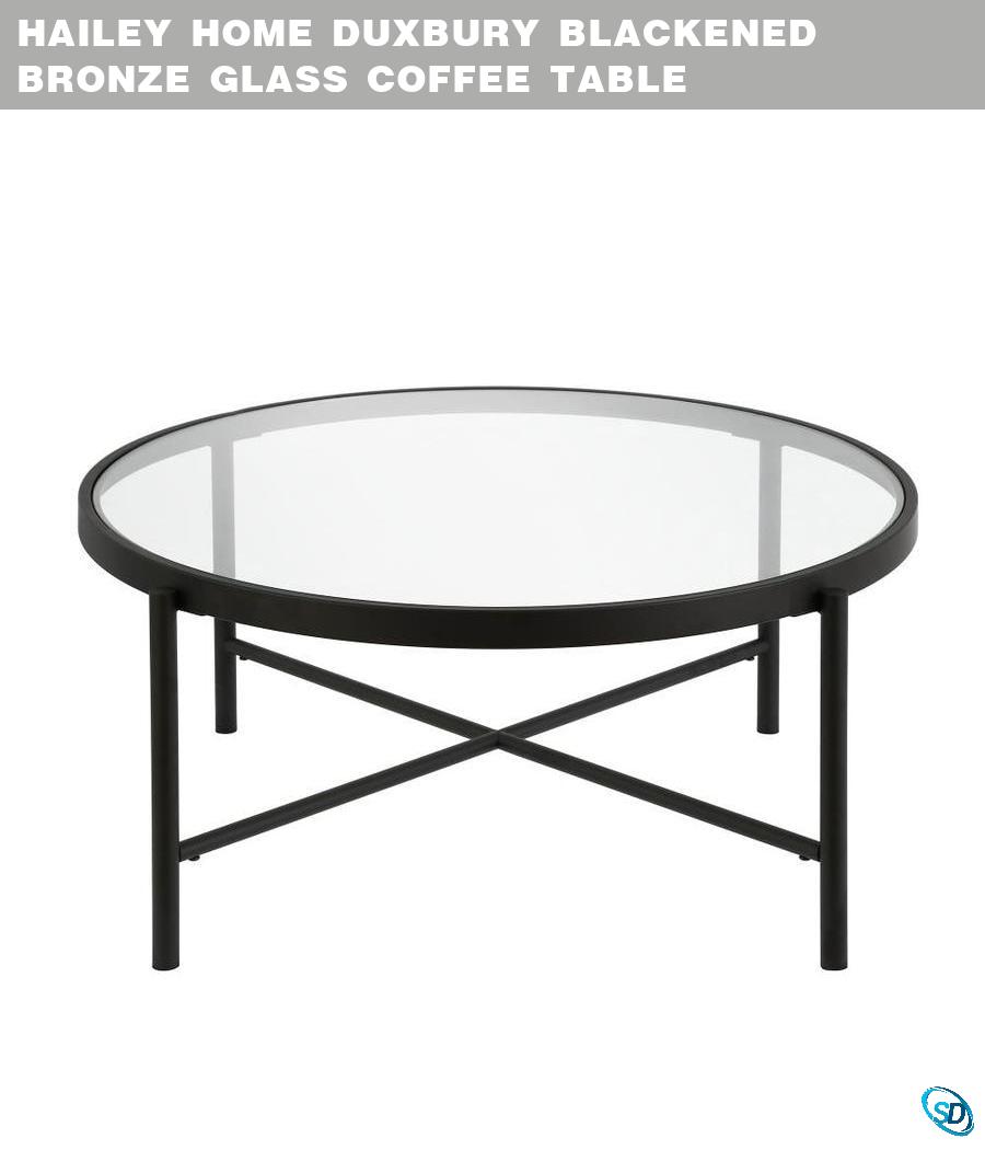 Coffee Tables Hailey Home Duxbury Blackened Bronze Glass Coffee Table Coffee Table Glass Coffee Table Coffee Table Wood [ 1050 x 900 Pixel ]