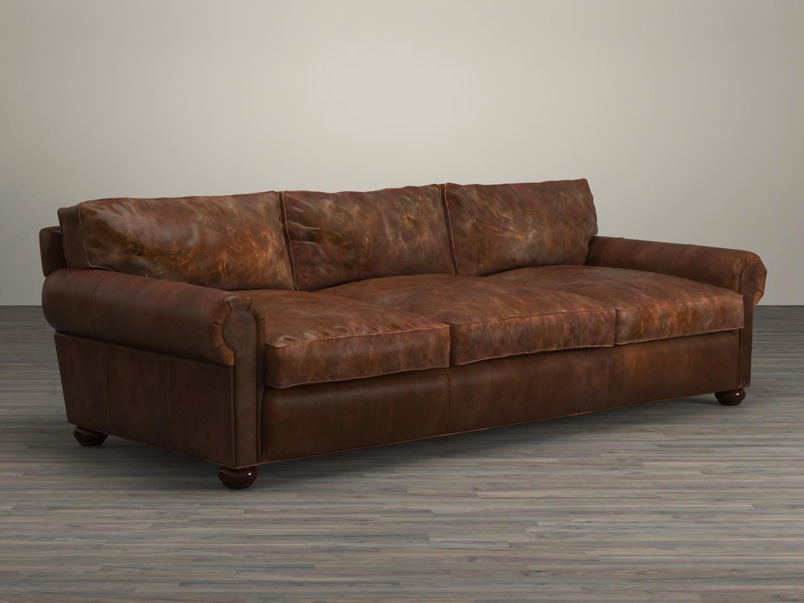 96 Lancaster Leather Sofa 3d Model Ad Lancaster Quot Model Sofa Leather Sofa Sofa Leather Living Room Furniture