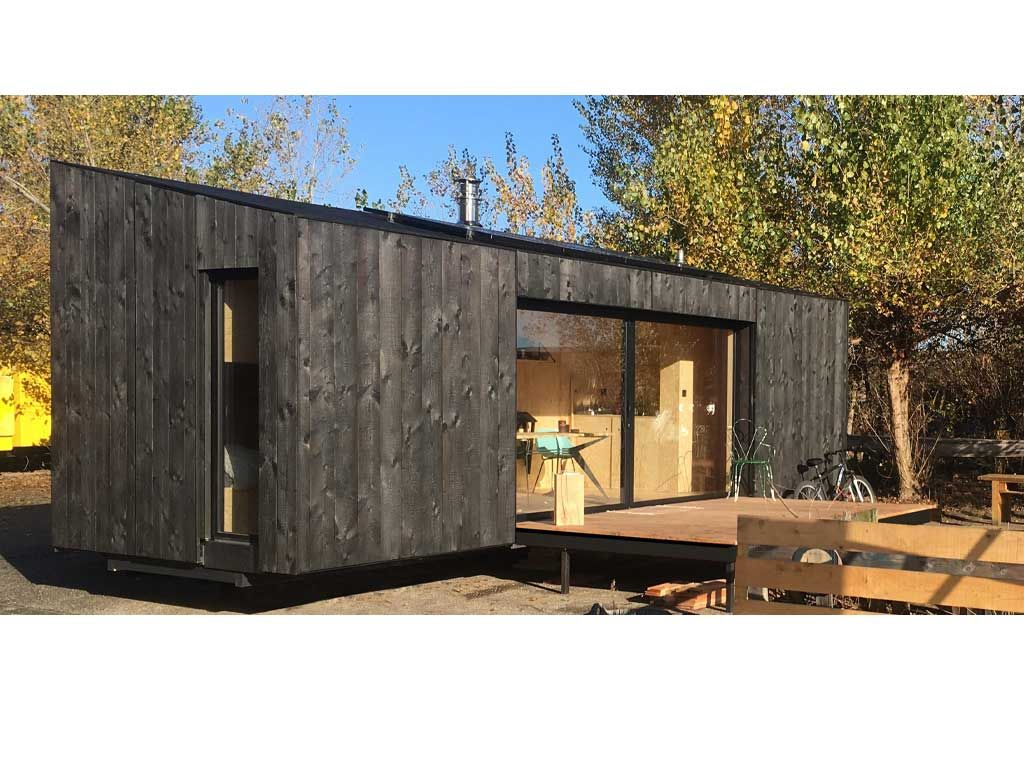 Die Zukunft Des Bauens U2013 Lassen Sie Sich Inspirieren Von Der Modularen  Bauweise Aus Holz Um