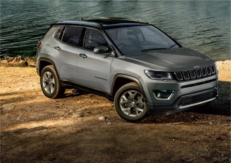 Jeep Compass dieselautomatic launched in India, priced