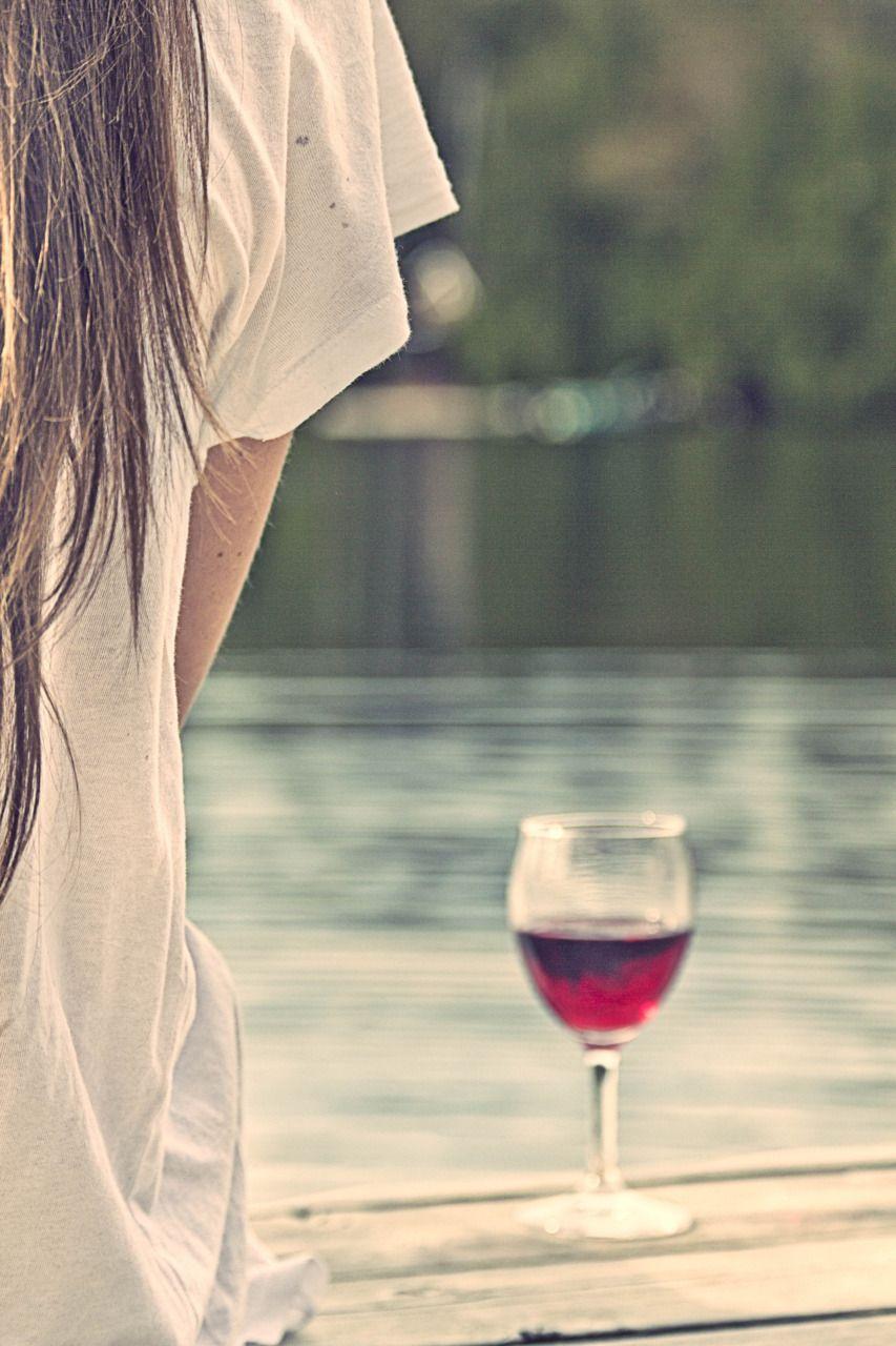 Uma taça de vinho é sempre bem vinda!