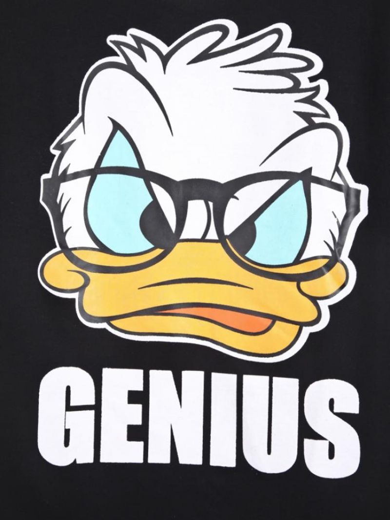Donald Duck Mad Genius Fit iphone case